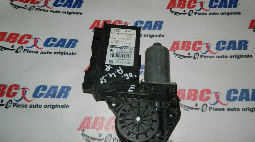 Motoras macara usa stanga spate Audi A4 B7 cod: 8E0959801E model 2007