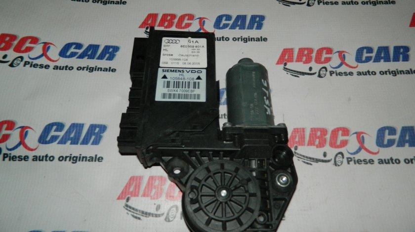 Motoras macara usa stanga spate Audi A4 B7 cod: 8E0959801A