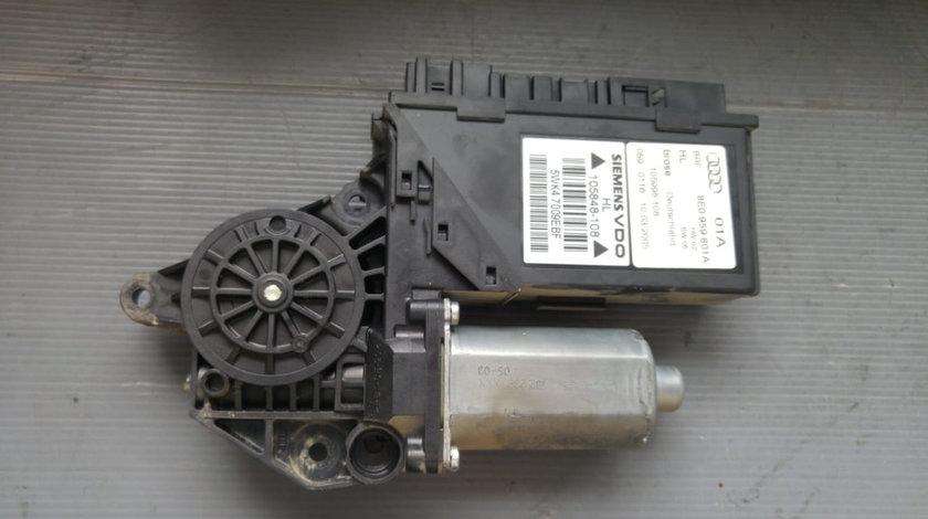 Motoras macara usa stanga spate audi a4 b7 8e0959801a 0130821767