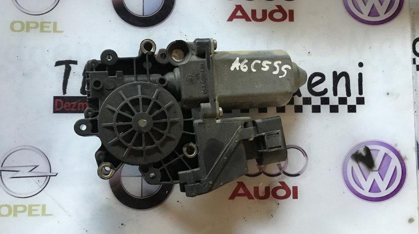 Motoras macara usa stanga spate Audi A6 C5 break