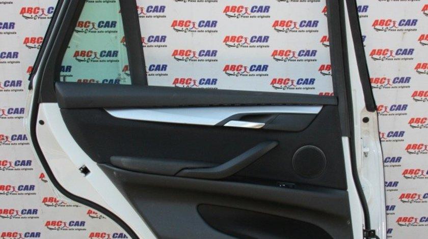 Motoras macara usa stanga spate BMW X5 F15 model 2015