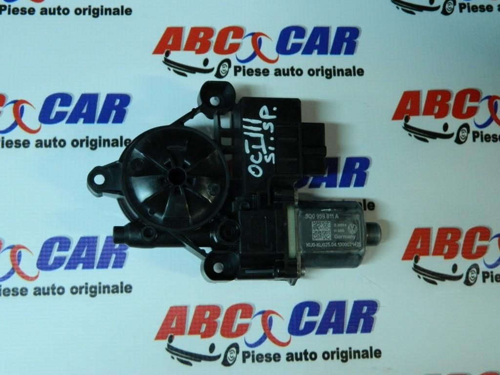 Motoras macara usa stanga spate Seat Leon (5F1) cod: 5Q0959811A model 2014