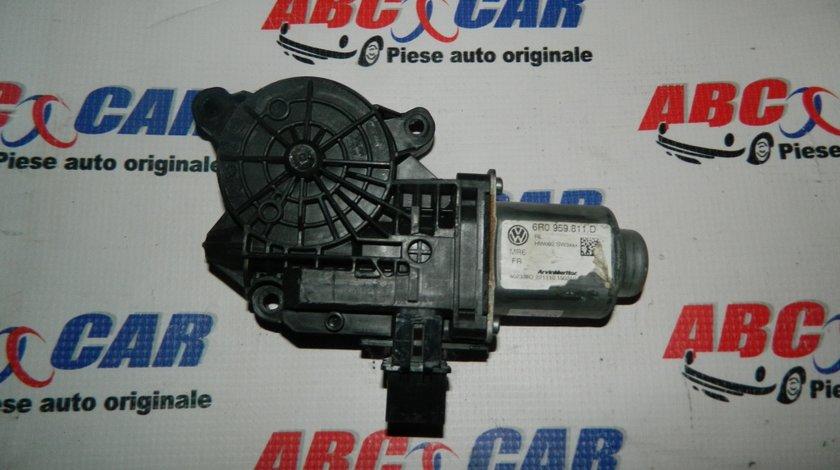 Motoras macara usa stanga spate Skoda Fabia 3 cod: 6R0959811D