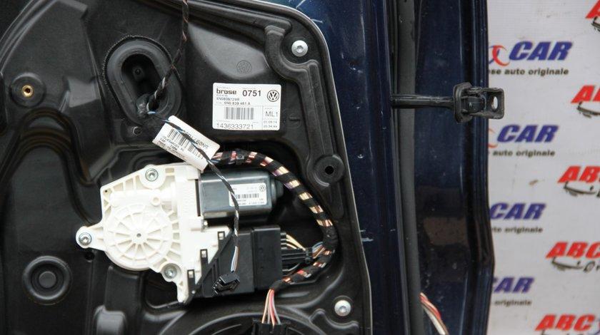 Motoras macara usa stanga spate VW Tiguan 5N cod: 5N0959703F model 2014