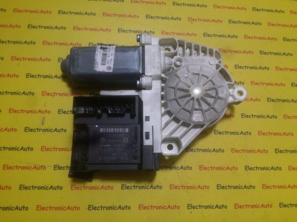Motoras macara VW Golf5 Passat 1K0959793L, 1K0959701P