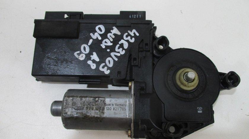 Motoras + Modul Macara dreapta fata Audi A8 an 2004-2009 cod 4E1959802