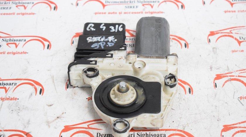 Motoras modul macara fata stanga 101438203 VW Golf 4 316