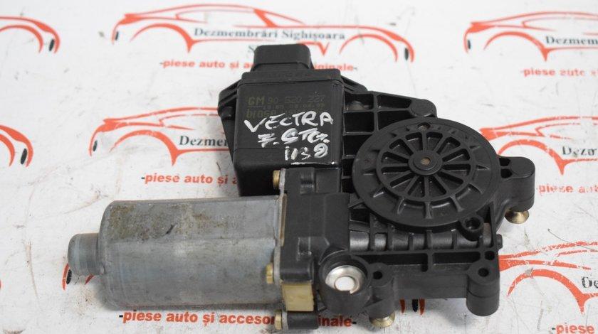 Motoras modul macara stanga fata 90520227 Opel Vectra B 168