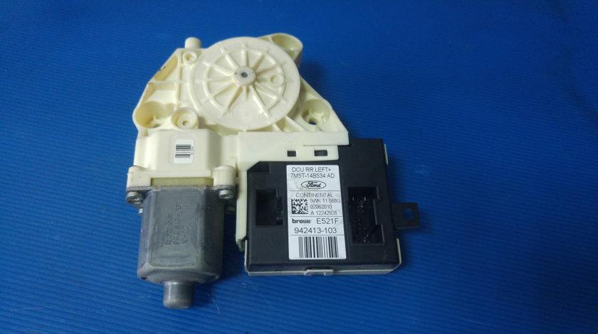Motoras modul macara stanga spate ford focus 2 7m5t-14b534 994813-101 0130822219