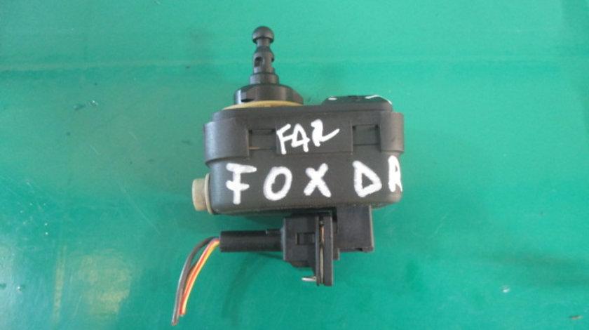 MOTORAS REGLAJ FAR DREAPTA VW FOX FAB. 2003 - 2015 ⭐⭐⭐⭐⭐