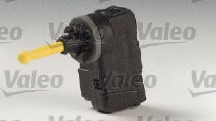 Motoras reglare faruri OPEL CORSA C (F08, F68) (2000 - 2009) VALEO 088012 - produs NOU