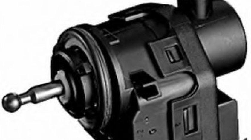 Motoras reglare faruri RENAULT MEGANE I Scenic (JA0/1) (1996 - 2001) HELLA 6NM 007 878-501 produs NOU