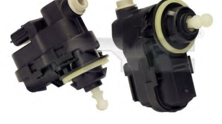 Motoras reglare faruri RENAULT MEGANE II Grandtour (KM0/1) (2003 - 2012) TYC 20-0795-MA-1 produs NOU