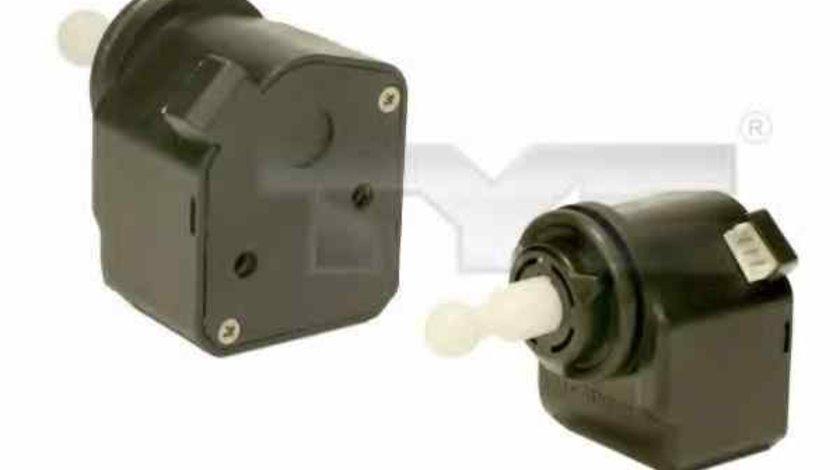 Motoras reglare / reglaj far / faruri AUDI A6 4F2 C6 TYC 20-11813-MA-1