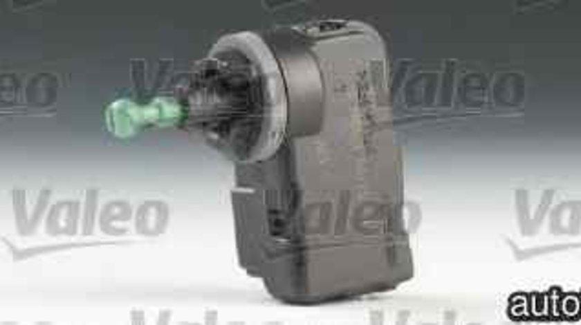 Motoras reglare / reglaj far / faruri AUDI Q7 4L VALEO 087299