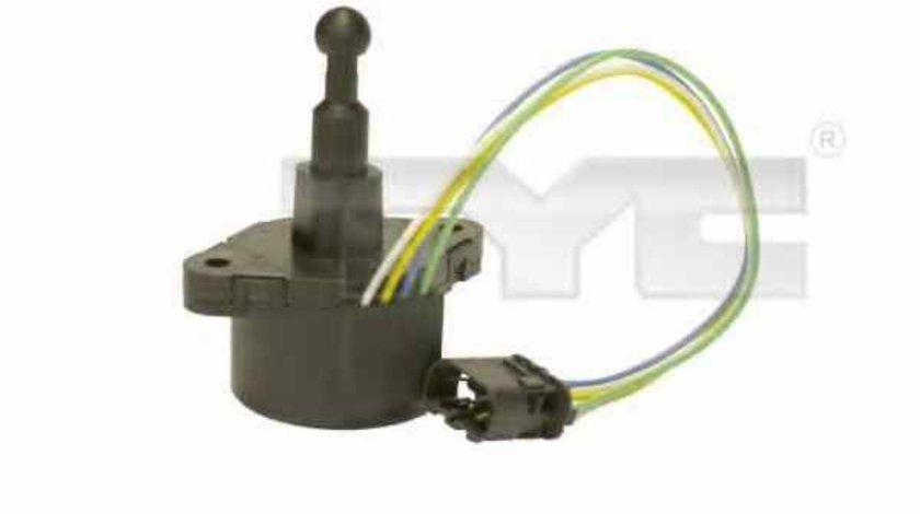 Motoras reglare / reglaj far / faruri BMW 5 E39 TYC 20-0011-MA-1