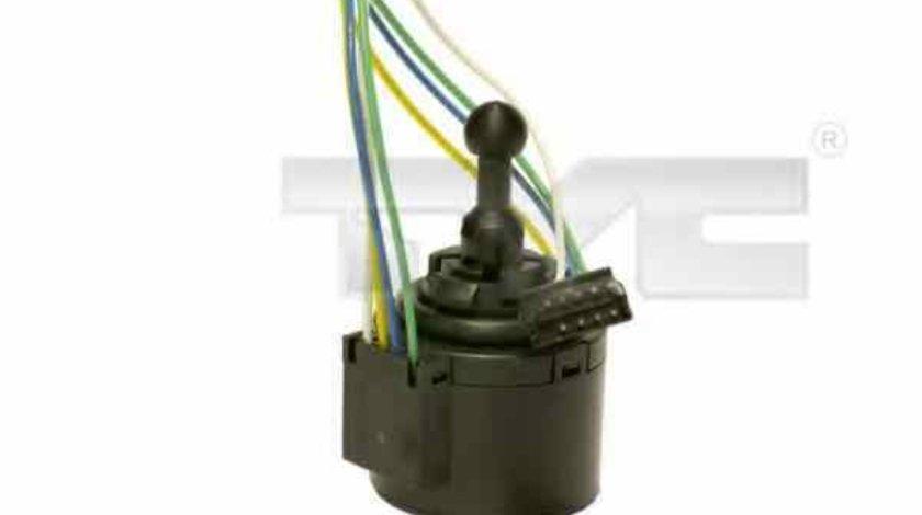 Motoras reglare / reglaj far / faruri BMW X5 E70 TYC 20-0655-MA-1