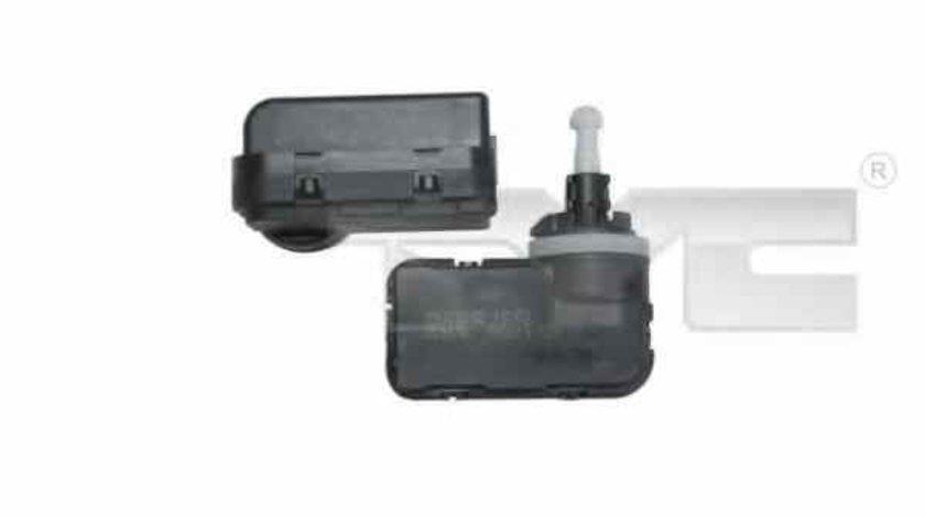 Motoras reglare / reglaj far / faruri VW POLO 6R 6C TYC 20-11971-MA-1