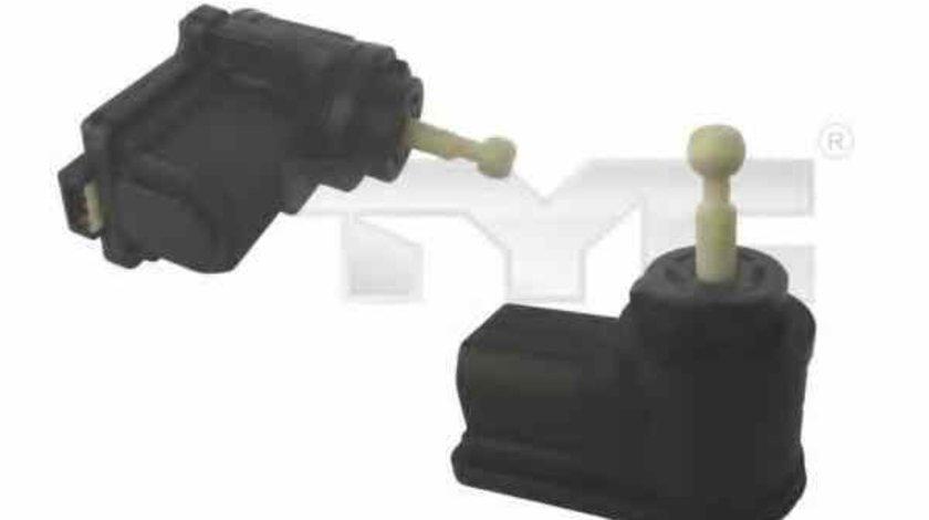 Motoras reglare / reglaj far / faruri VW POLO 9N TYC 20-5385-MA-1