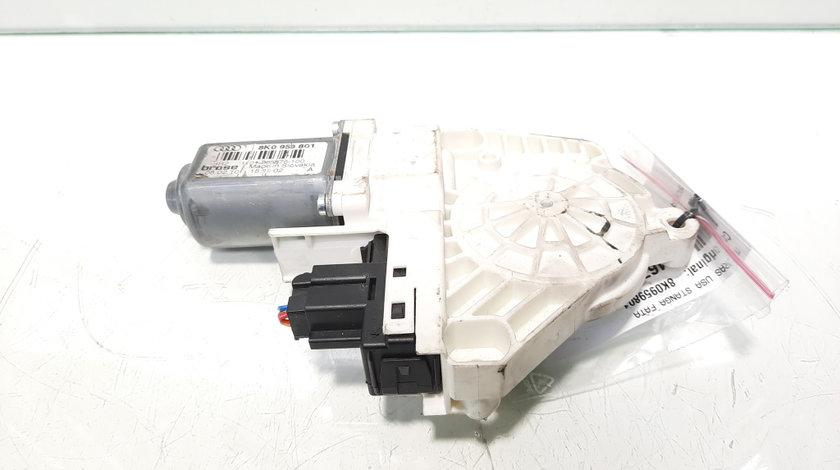 Motoras stanga fata, cod 8K0959801, Audi A4 (8K2, B8) (id:467615)