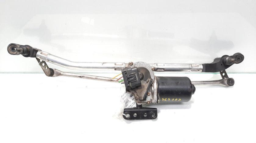 Motoras stergator fata cu ansamblu, Opel Astra G, 1.6 benzina, Z16XE (id:464707)