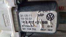 Motoras usa stanga fata 1K5837401BB 3C0959793B vw ...