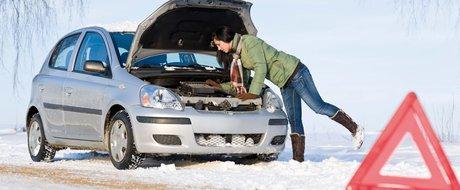 Motorina care nu ingheata iarna: mit sau realitate?