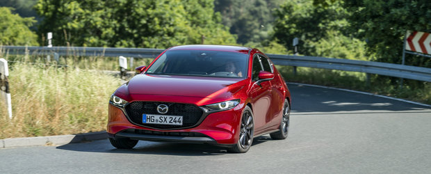 Motorizare noua pentru CX-30 si Mazda3. Unitatea pe benzina cu 150 CP promite un consum de 5 litri la suta