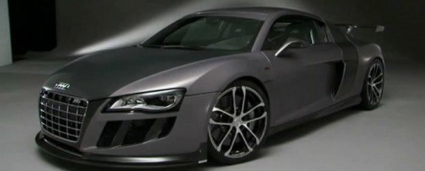 Motorsport pentru strada: ABT R8 GTR