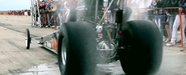 Motorsportul romanesc, teaser de la EvlSkillz