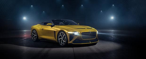 Motorul decapotabilei de 1.7 milioane de euro de la Bentley: 45 de ingineri lucreaza sa il finalizeze in 6.5 ore