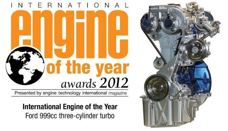 """Motorul EcoBoost de 1,0 litri produs de Ford a castigat premiul """"Motorul International al Anului"""""""