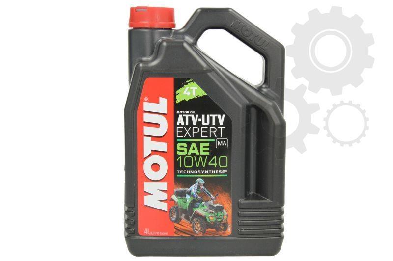 Motul 4T ATV-UTV Expert 10W40 4L