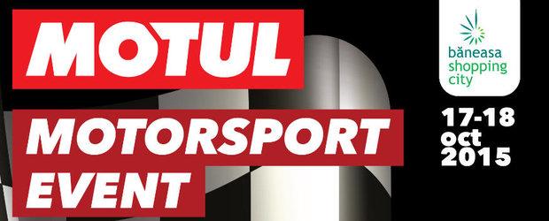 MOTUL Motorsport Event: drifturi si rally show pe 17-18 octombrie la Bucuresti