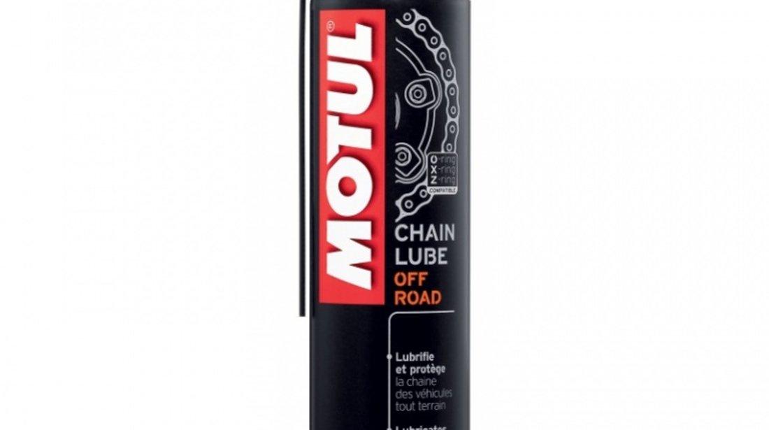 Motul Ulei Ungere Lant Moto Chain Lube Off Road C3 400ML