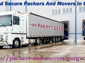Move Smart With Packers And Movers Gurgaon & Save Your Pockets