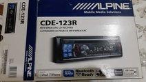 "MP3 auto Alpine123R,subwoofer Alpine10""(25cm), 2 t..."