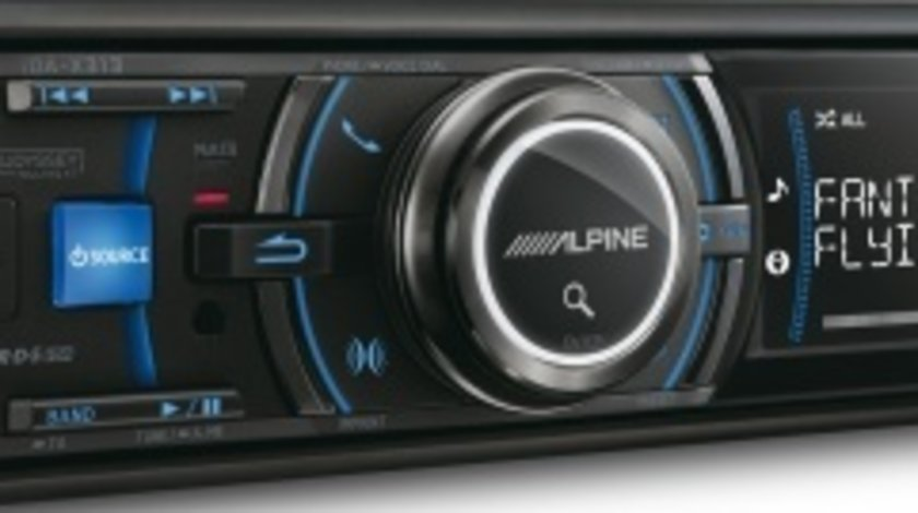 MP3 Player Auto Alpine iDA-X313