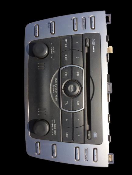 MP3 player auto Radio CD MP3 Mazda 6 GH [2007 - 2012] Liftback 2.2 MZR-CD MT (163 hp) SPORT GH 2.2 MZR-CD R2AA