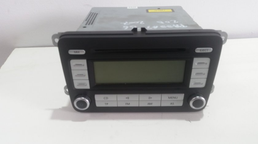 MP3 Player Auto VW Passat B6 S TDI Automat 2007 2.0 Diesel