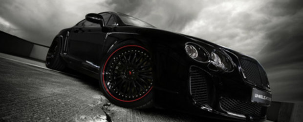 Mr. Black Hulk: Continental Supersports ajunge Ultrasports 702
