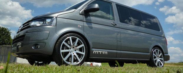 MTM anunta un tuning de 21.250 euro pentru... Volkswagen T5 Multivan