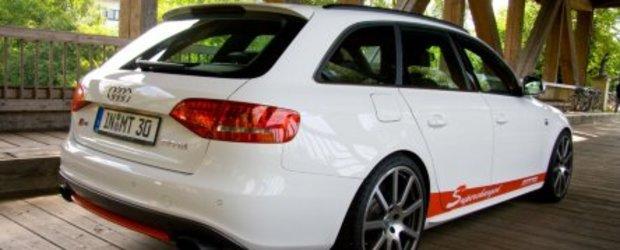 MTM Audi S4 Avant - Monstrul de 430 CP