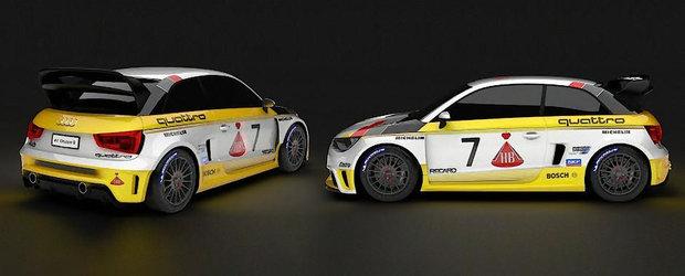 MTM cauta 10 cumparatori pentru un Audi S1 de 120.000 de euro