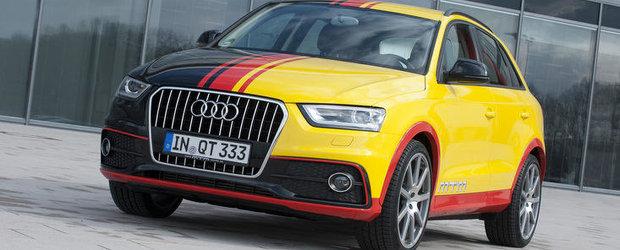 MTM la Salonul Auto de la Geneva - un Audi Q3 de 310 CP si un VW T5 de 472 CP