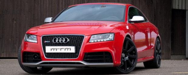 MTM transforma noul Audi RS5 intr-o adevarata racheta!