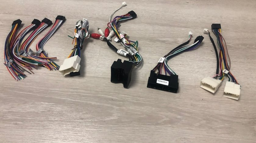 Mufa adaptoare navigaite, dvd Universala / VW, Kia, Hyundai, ISO