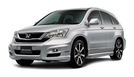 Mugen a pus gand rau SUV-ului Honda CR-V