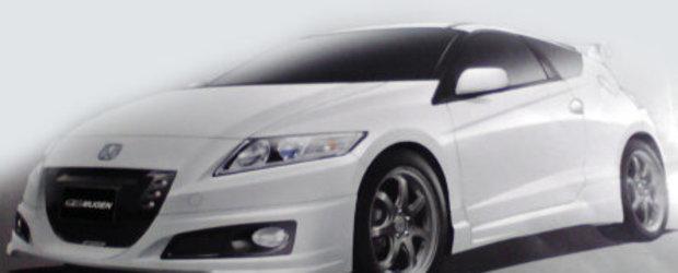 Mugen pregateste noul Honda CR-Z