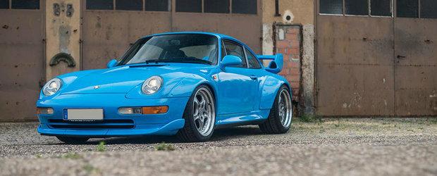 Multi ar fi preferat un Chiron in locul lui. Suma record pentru care s-a vandut acest Porsche 993 GT2